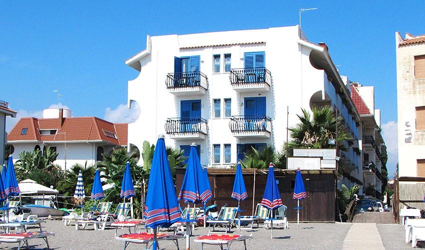 Hotel Baia Degli Dei - Sicílie