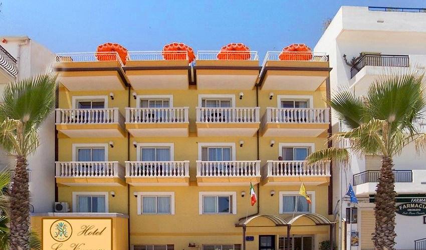 Hotel San Vincenzo - Sicílie