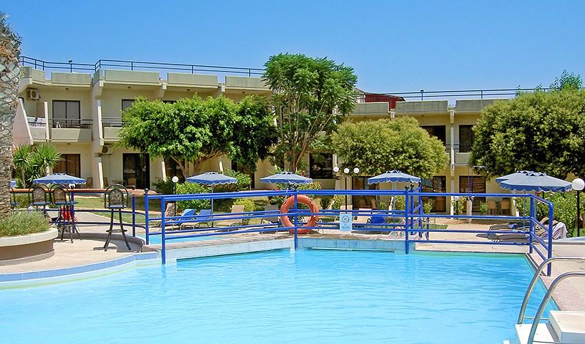 Hotel Virginia - Rhodos