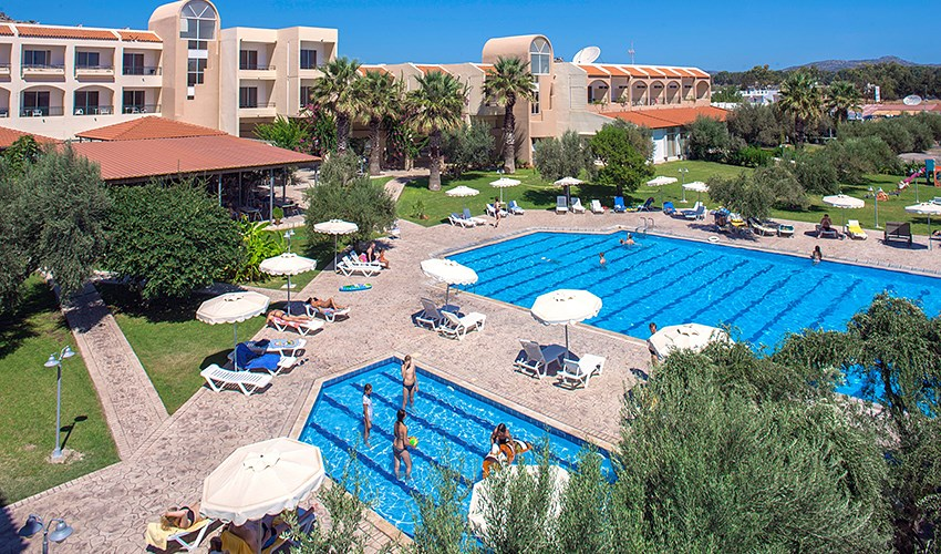 Hotel Marianna Palace - Rhodos