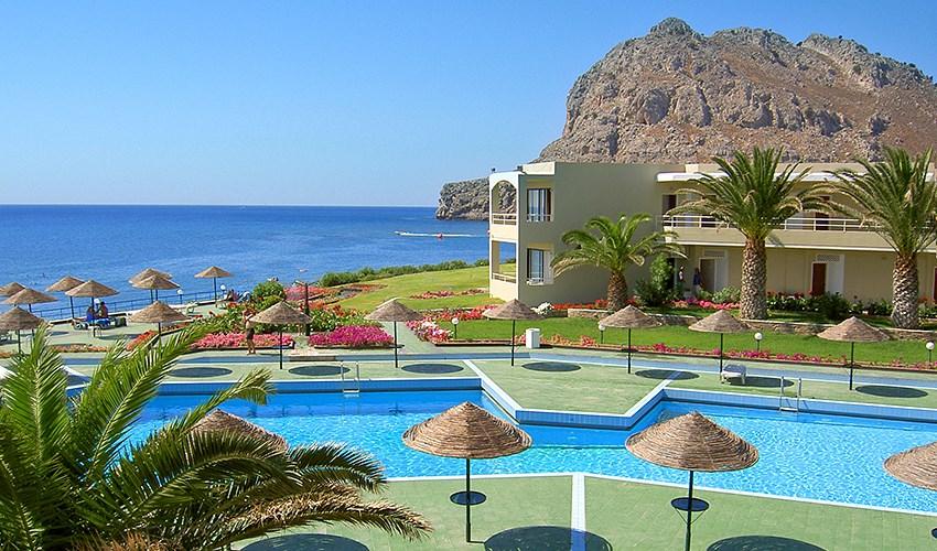 Hotel Lutania Beach - Rhodos