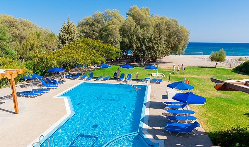 Hotel Stafilia - Rhodos