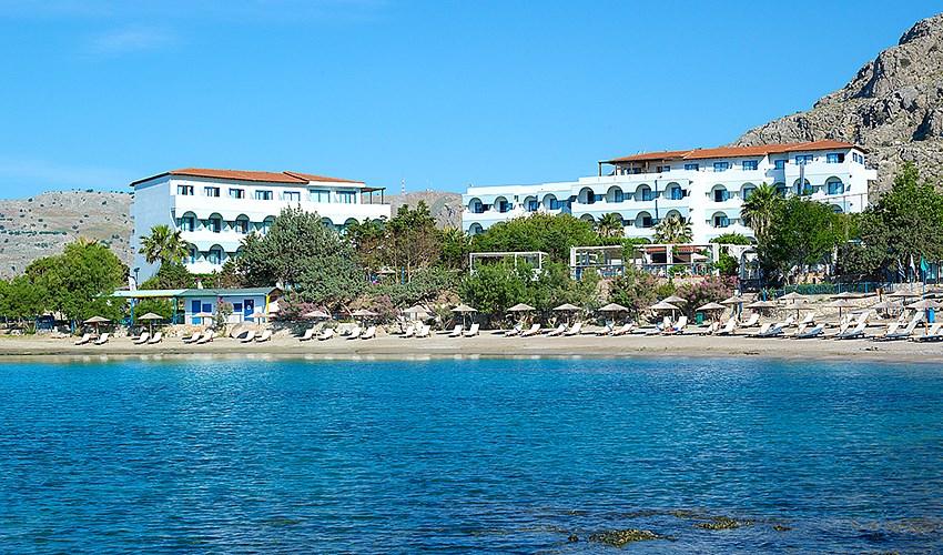 Hotel Sunrise - Rhodos