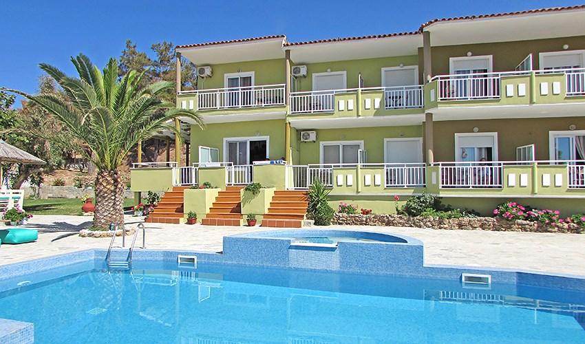 Aparthotel Giannikis - Limenaria