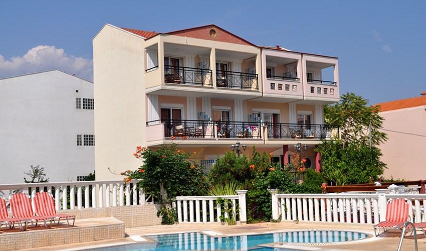 Aparthotel Limenaria Beach - Thassos
