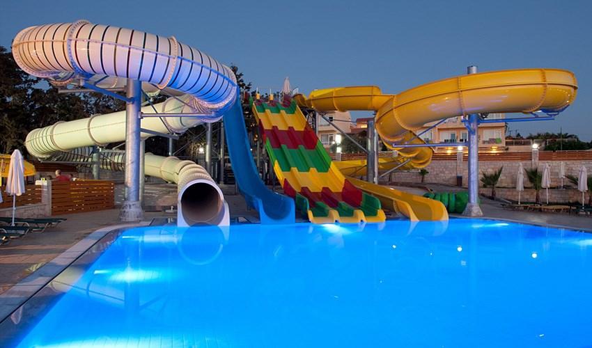 Hotel Gouves Water Park - Kréta