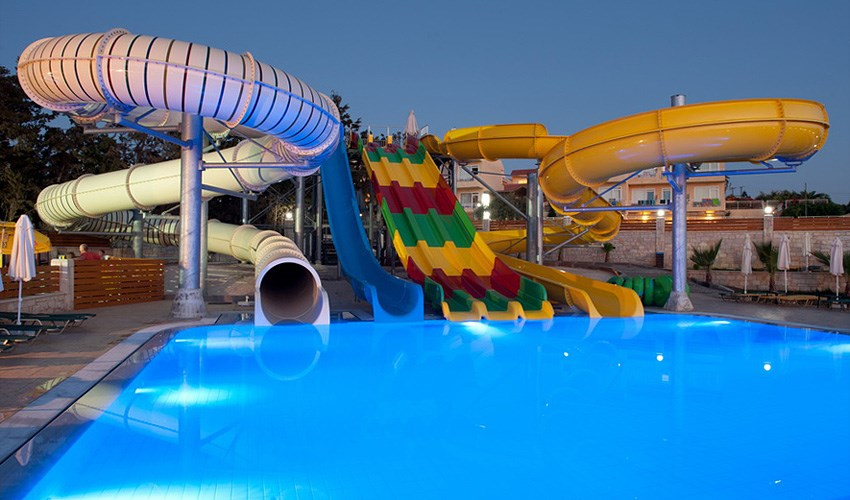 Hotel Gouves Water Park -