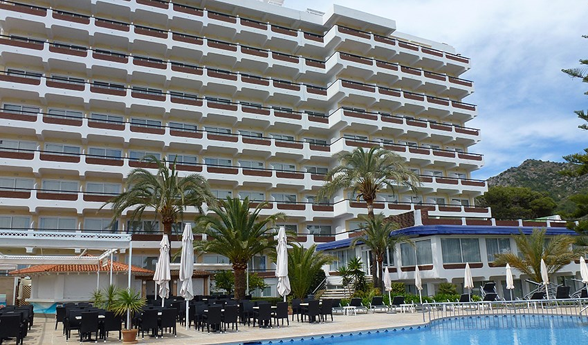 Hotel Universal Castell Royal -