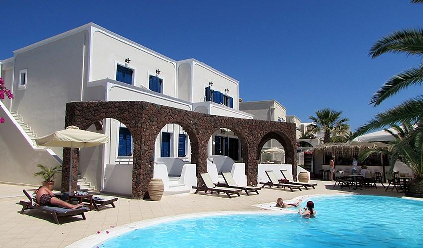 Hotel Arion Bay - Santorini