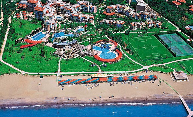 Hotel Limak Arcadia Golf & Sport - Turecko