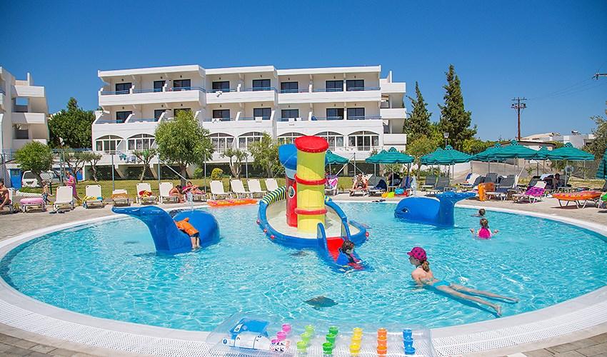 Hotel Cyprotel Faliraki - Rhodos