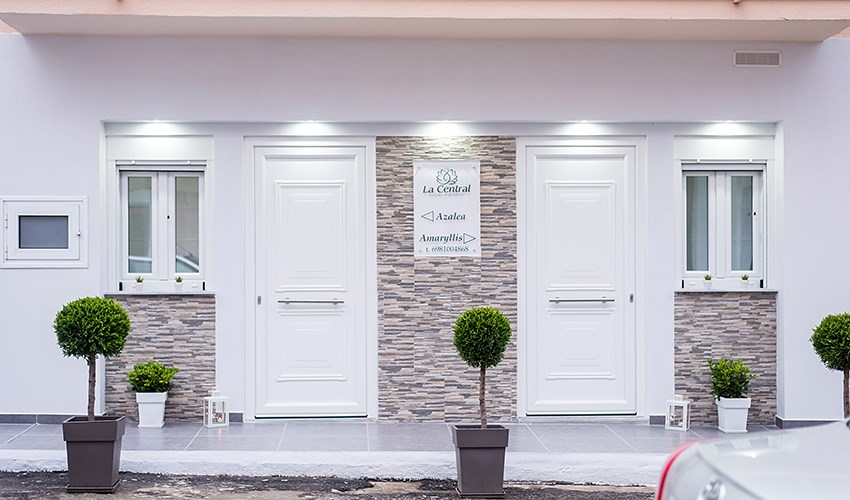 Apartmánový dům La Central Luxury - Limenaria