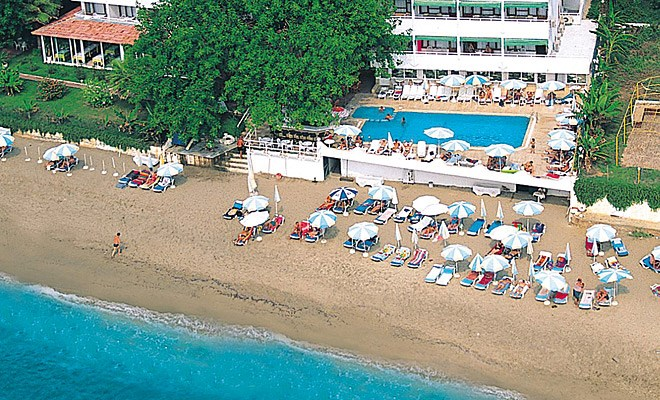 Hotel Görgülü Kleopatra Beach - Turecko