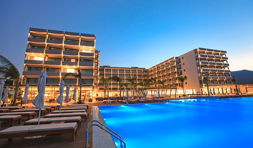 Hotel Alimounda Mare - Pigadia