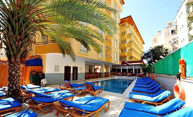 Hotel Kleopatra Güngör - Turecko
