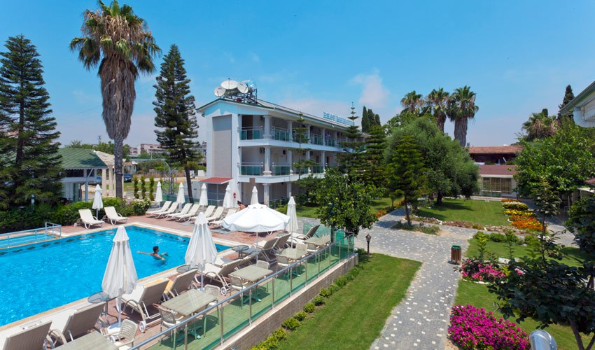 Hotel Altinkum Park - Turecko