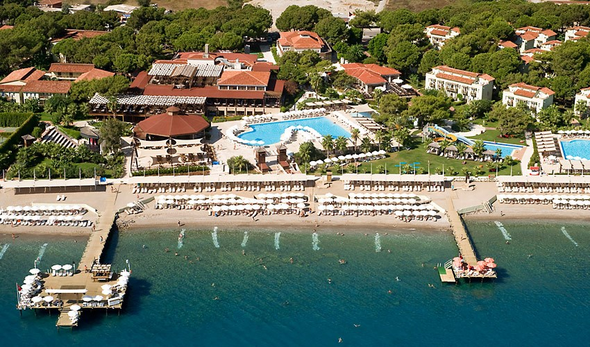 Hotel Crystal Flora Beach Resort - Turecko