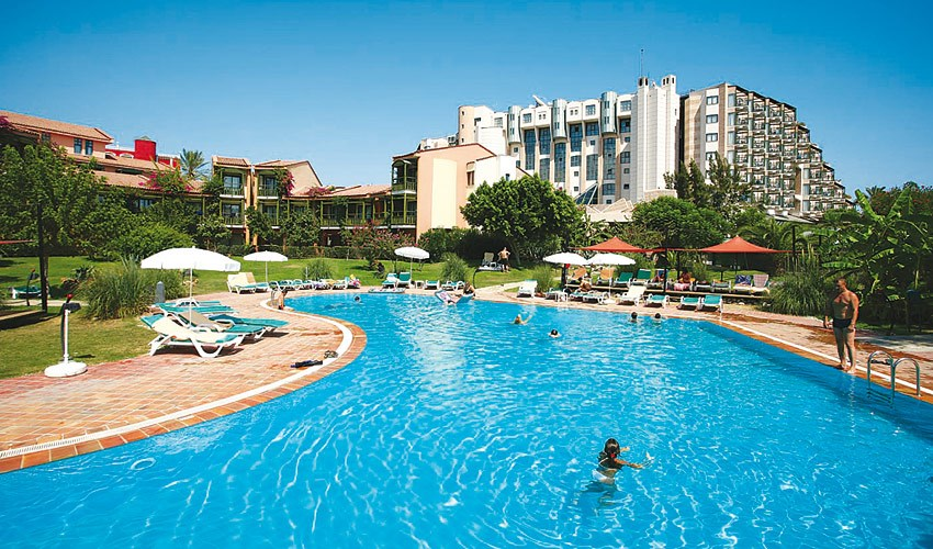Hotel Limak Limra -
