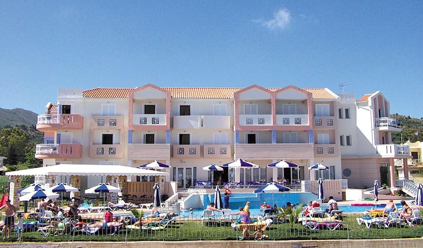 Apartmánový dům Xenos Kamara - Zakynthos