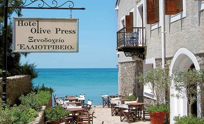 Hotel Olive Press - Lesbos