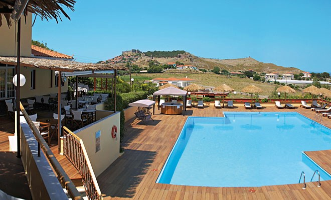 Hotel Belvedere Aeolis - Lesbos