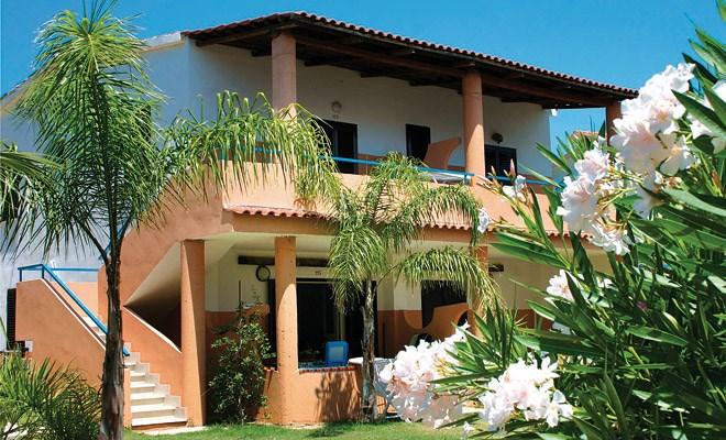 Apartmánový dům Esmeraldo