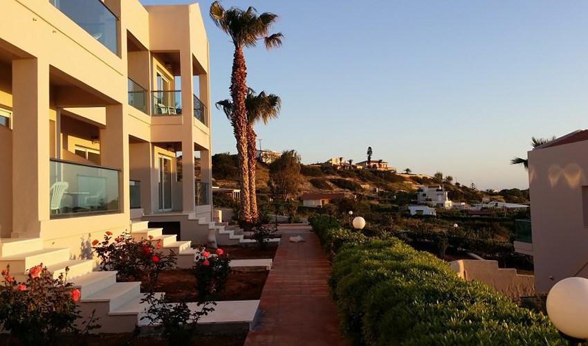 Hotel Chrysalis - Kréta