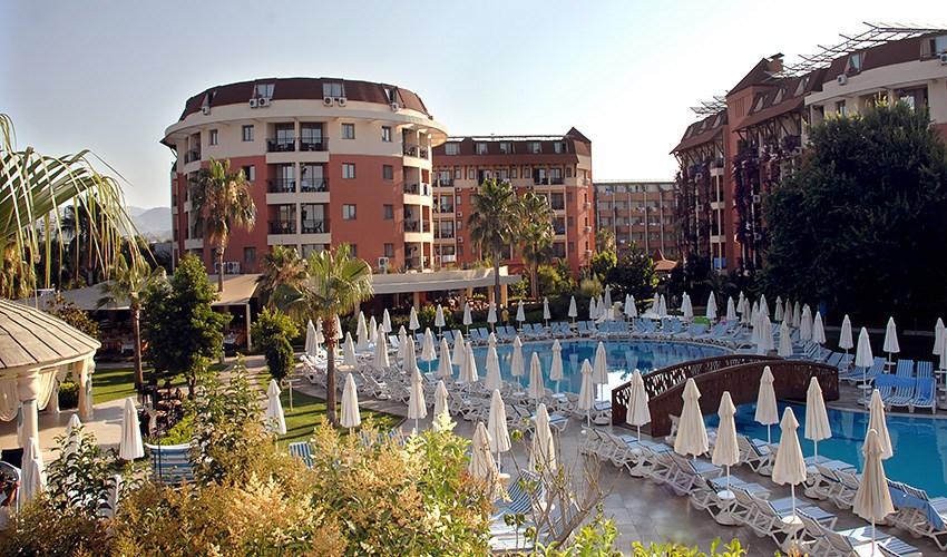 Hotel Palmeras Beach - Turecko
