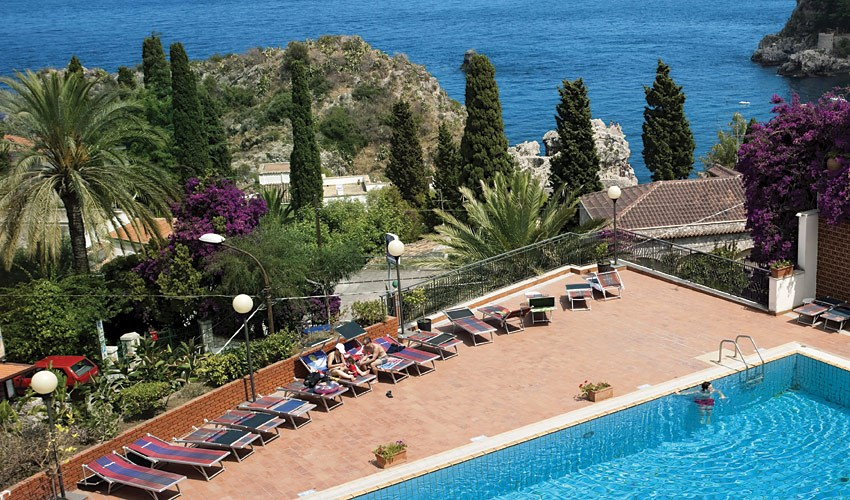 Hotel Villa Esperia - Sicílie
