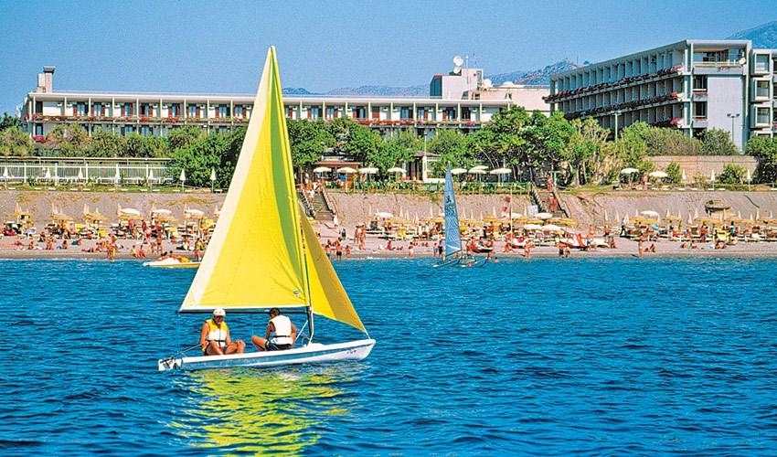 Hotel Naxos Beach Resort - Sicílie