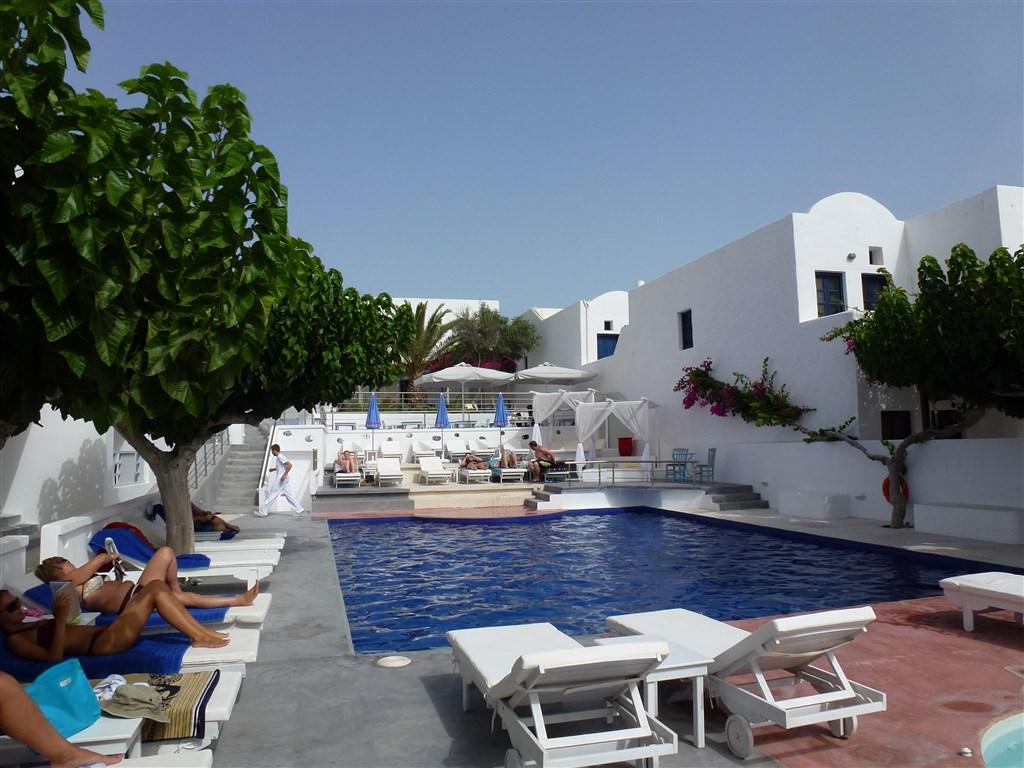 Hotel RK Beach - Santorini