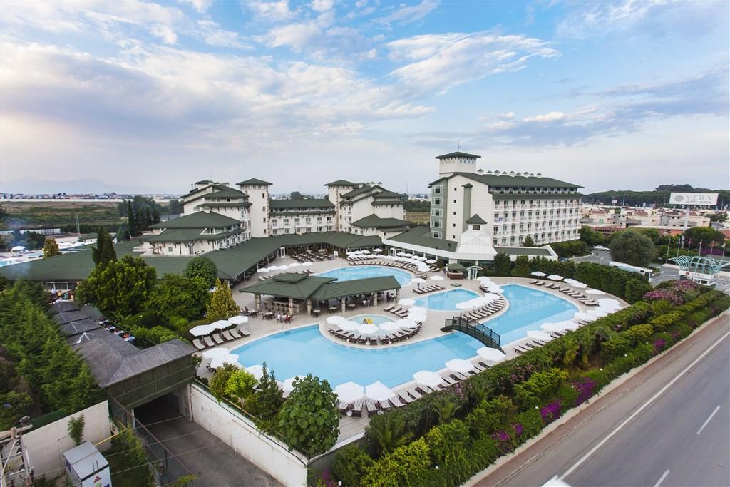 Hotel Vera Verde Resort