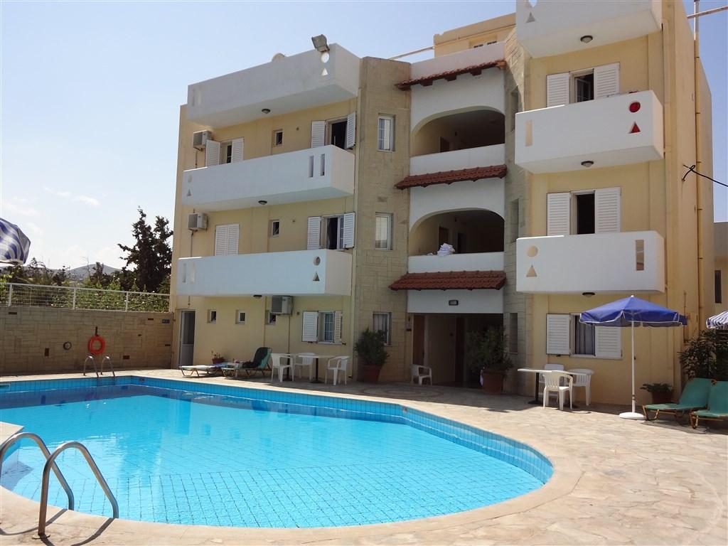 Hotel Dimitra - Kréta