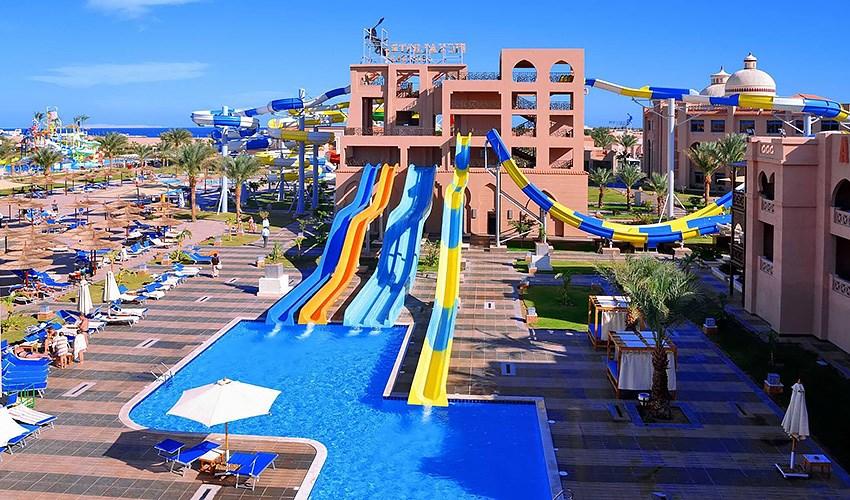Hotel Pickalbatros Sea World Resort - Hurghada