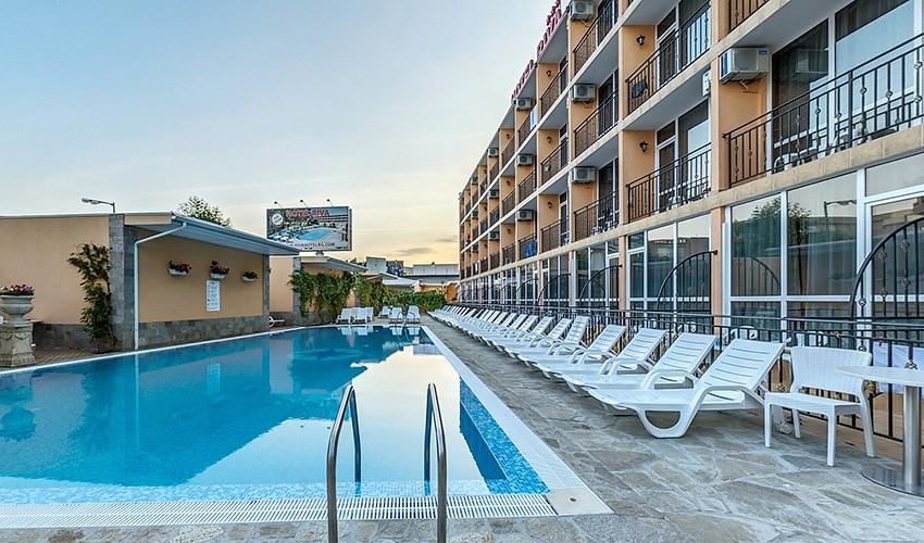 Hotel Riva Park - Slunečné pobřeží