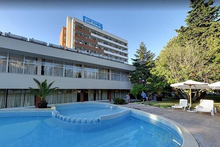 Hotel Tishina - Primorsko
