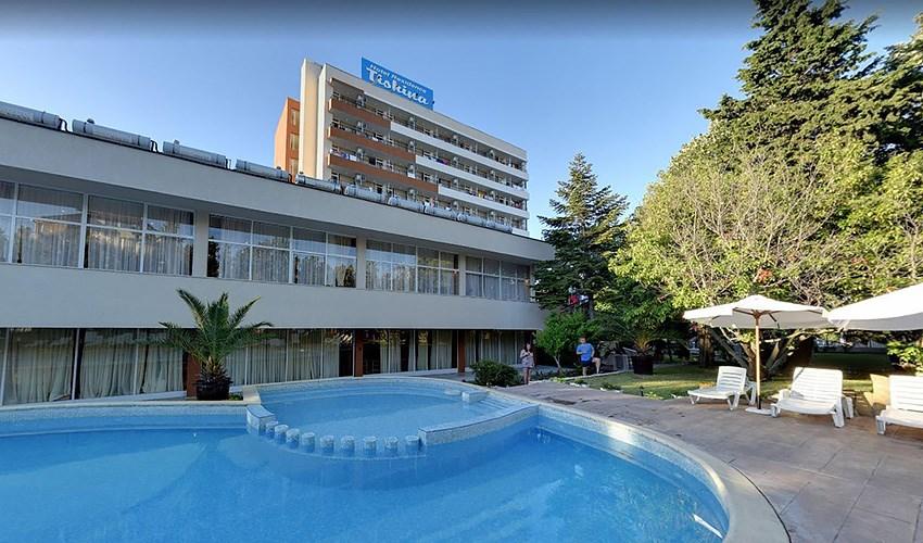 Hotel Tishina - Bulharsko