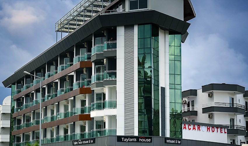 Hotel Acar - Turecko