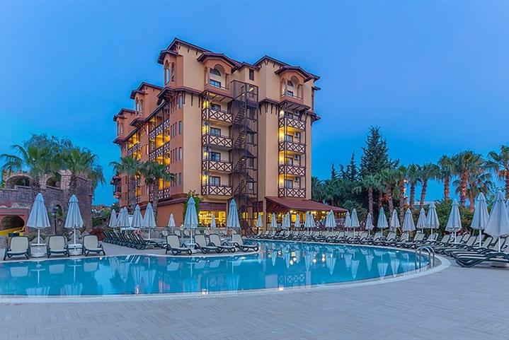 Hotel Villa Side - Turecko