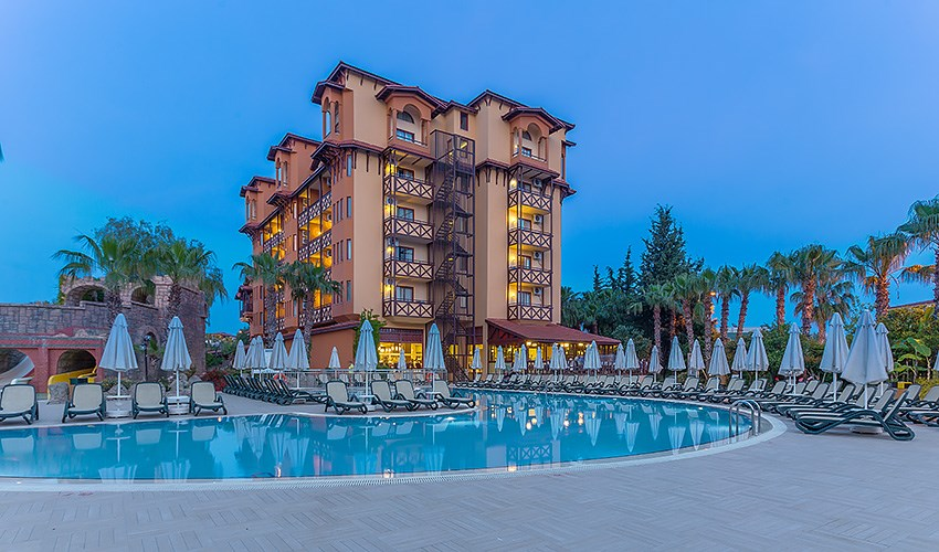 Hotel Villa Side - Side + Manavgat