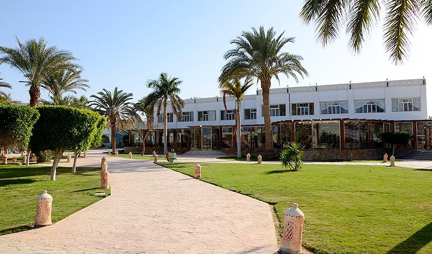 Hotel Aladdin Beach Resort - Egypt