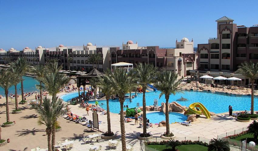 Hotel Sunny Days El Palacio -