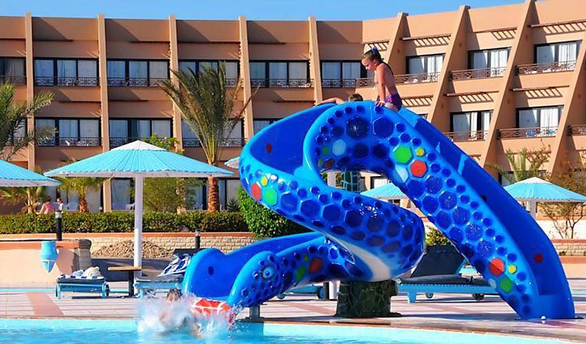 Hotel Pharaoh Azur Resort - Hurghada