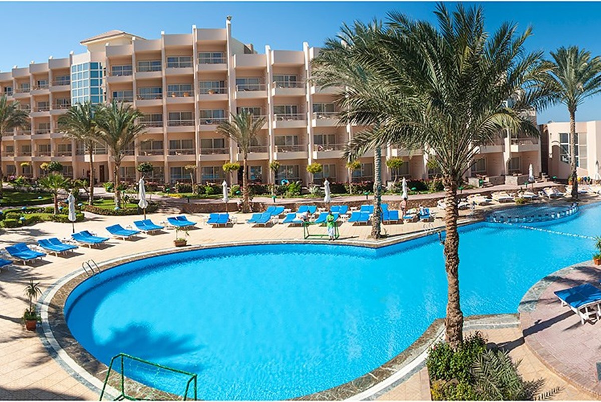Hotel Sea Star Beau Rivage - Egypt