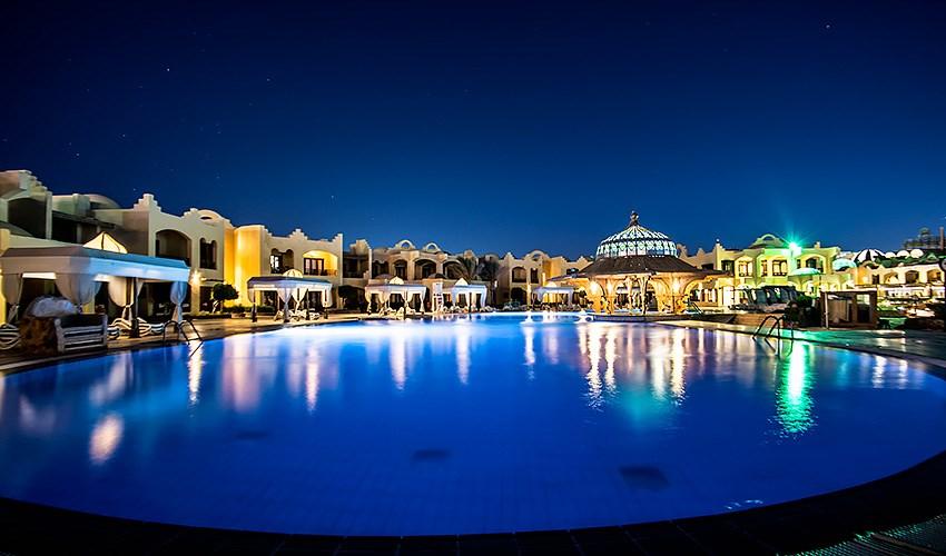 Hotel Sunny Days Palma De Mirette - Egypt