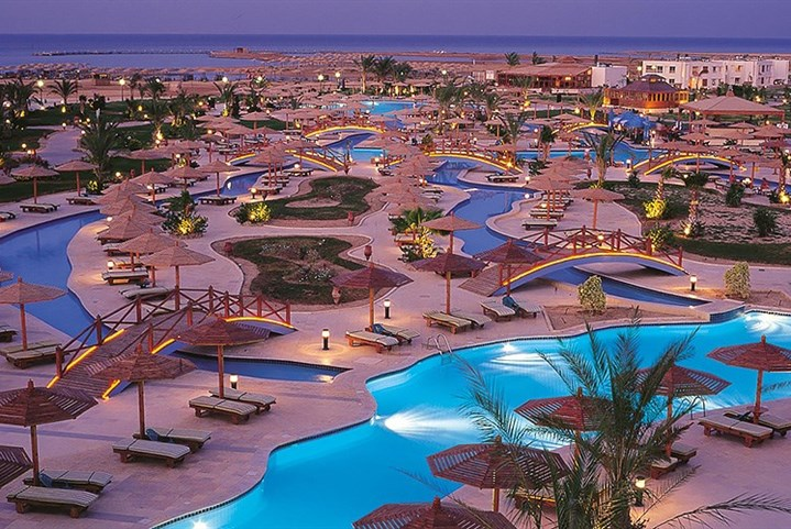 Hotel Hurghada Long Beach Resort -