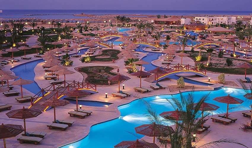Hotel Hurghada Long Beach Resort - Egypt