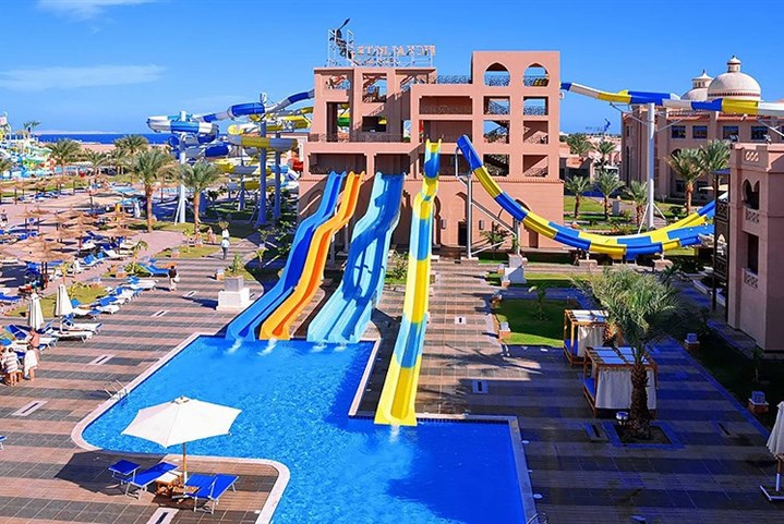 Hotel Albatros Aqua Park Hurghada - Nesebar
