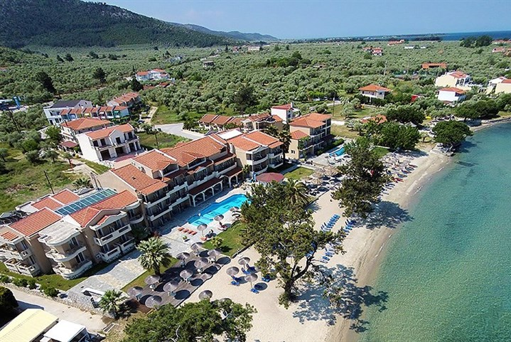 Hotel Rachoni Bay - Korfu