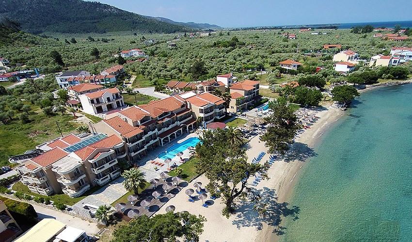 Hotel Rachoni Bay - Thassos